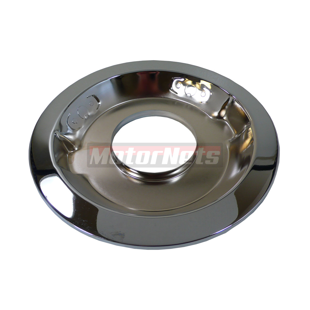 Muscle Car Engine Air Cleaners : Quot round chrome muscle car washable air cleaner recessed