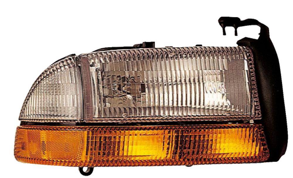 Cs B R on Dodge Dakota Headlight Covers