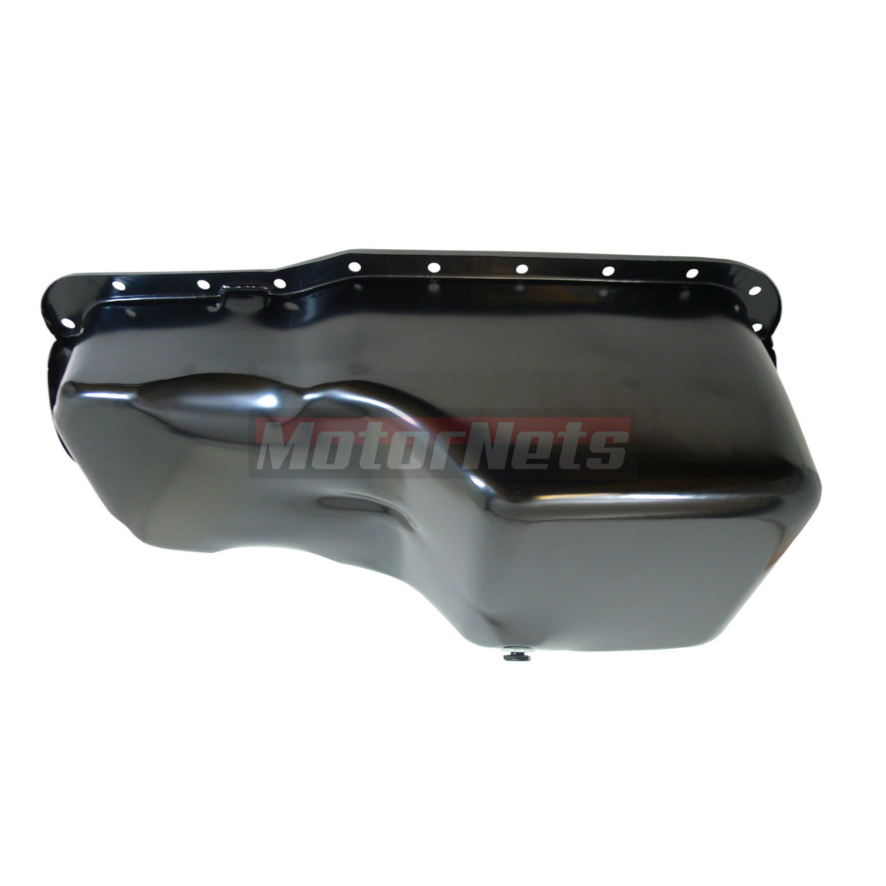 Ford Small Block Black Oil Pan 260 289 302 Mustang 1965-87