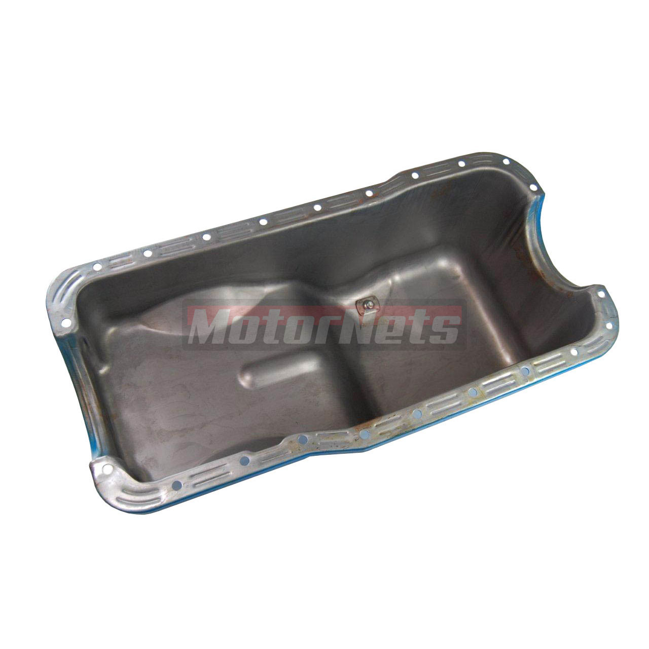 Ford SB Oil Pan Blue 260-302 Mustang Maverick Torino LTD