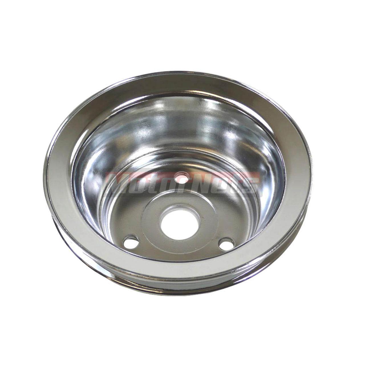 Chrome Steel Small Block Chevy 283 350 LWP Crankshaft